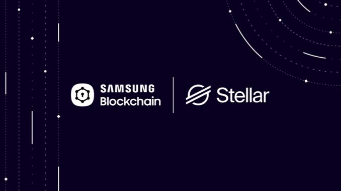 Samsung and Stellar